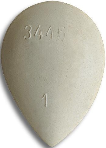 PELOTTE TROPFENF. # 3445 GR. 1 - 2  ORIG.