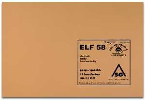 ELF 58 SHORE   HAUT