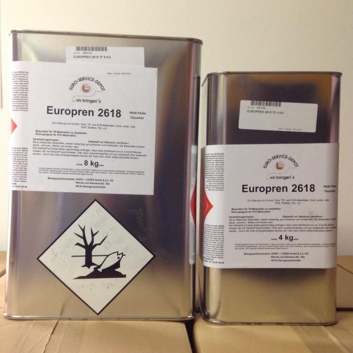 EUROPREN 2618 TF 4 KG