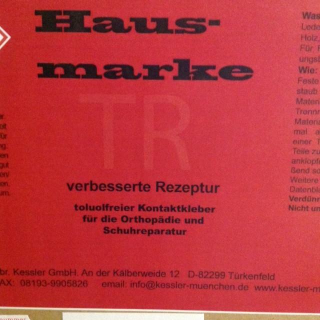 HAUSMARKE TR TOLUOLFREI 10,0 KG