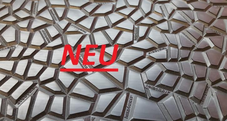 HEXA 4 GRIP ABSATZPL.6,5 MM SCHWARZ