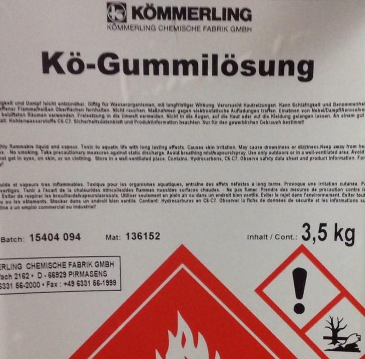 KOE  GUMMILÖSUNG  3.5 KG