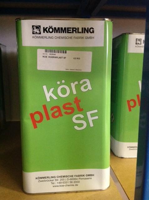 KOE  KOERAPLAST SF             4,0 KG