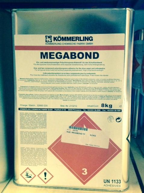 KOE  MEGABOND TF          8,0 KG
