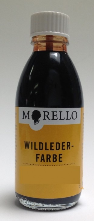 MORELLO WILDLEDERFARBE    100 ML  D`BRAUN