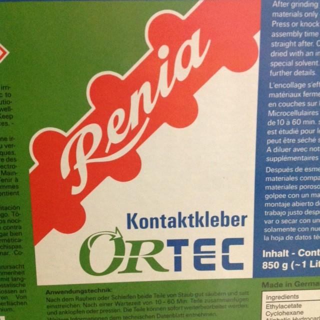 RENIA ORTEC KONTAKTKLEBER TF   4.0 KG
