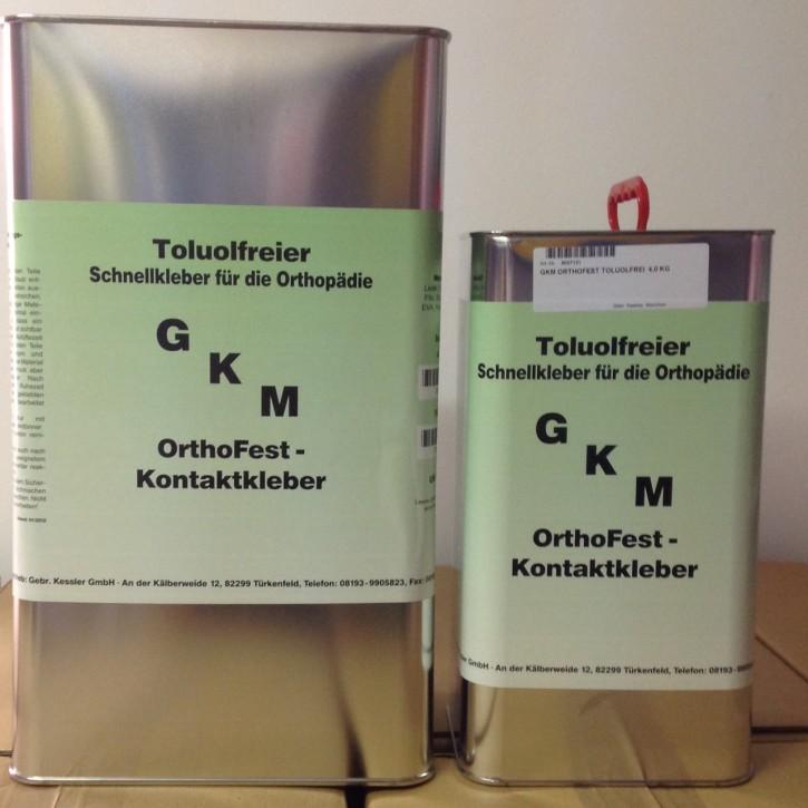GKM ORTHOFEST TOLUOLFREI  4,0 KG