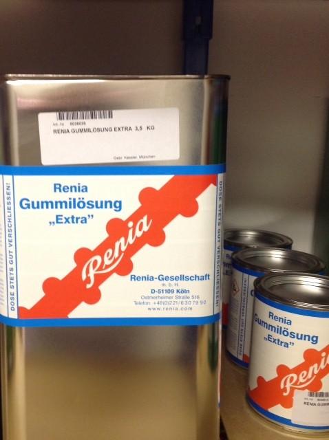 RENIA GUMMILÖSUNG EXTRA  0,580 KG
