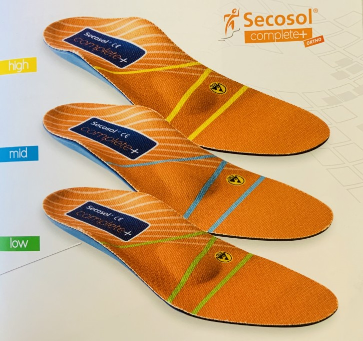 SECOSOL® COMPLETE MID GR.38