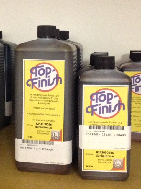 TOP FINISH  1 LTR.  D`BRAUN