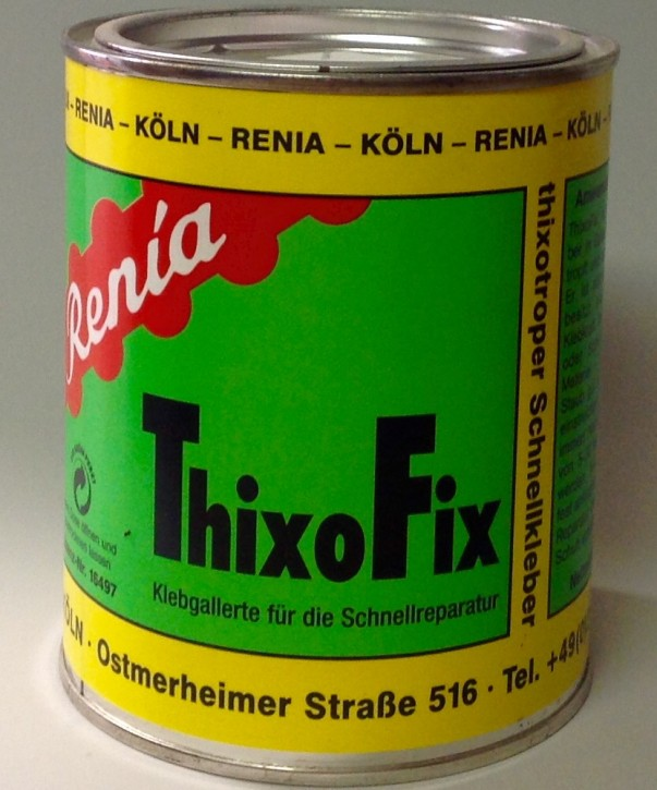 RENIA THIXOFIX KLEBEGALLERTE    0.64 KG