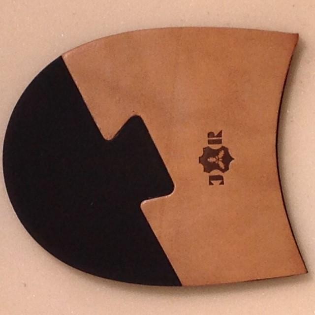 LEDER/GUMMI ABS. TOP-LIFT GR. 36 JR 8,0 MM