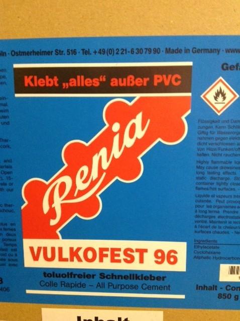 RENIA VULKOFEST 96   4,0 KG